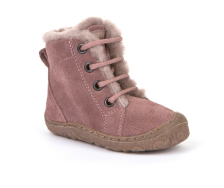 Froddo Extra Flexible Pink Winter Boots