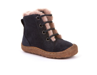 Froddo Extra Flexible Dark Blue Winter Boots