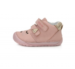 D.D. STEP BAREFOOT 070-866B BABY PINK